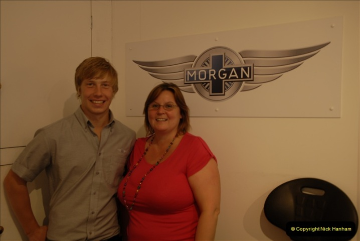 2011-07-14 The Morgan Motor Car Factory, Malvern, Worcestershire.  (286)286