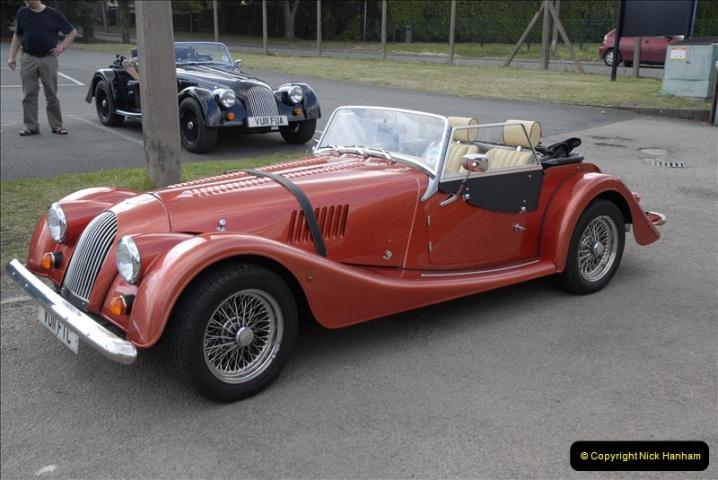 2011-07-14 The Morgan Motor Car Factory, Malvern, Worcestershire.  (289)289