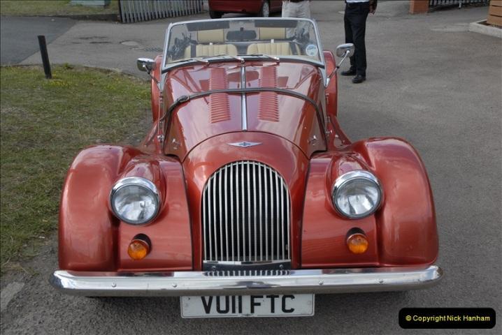 2011-07-14 The Morgan Motor Car Factory, Malvern, Worcestershire.  (290)290
