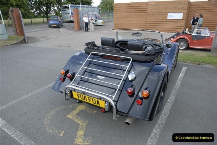 2011-07-14 The Morgan Motor Car Factory, Malvern, Worcestershire.  (297)297