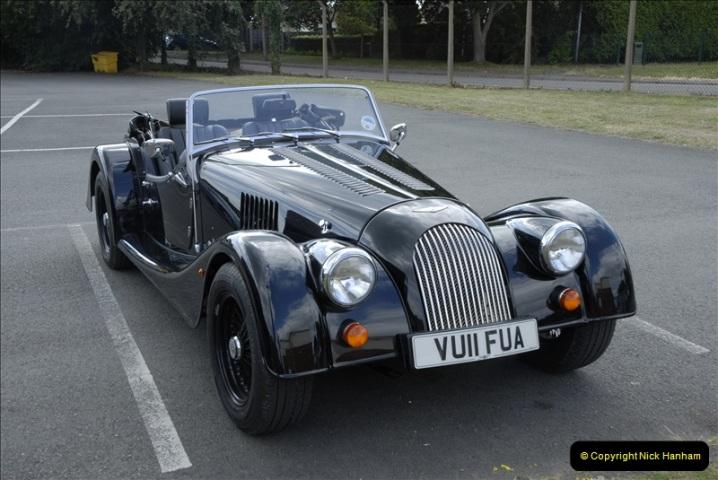 2011-07-14 The Morgan Motor Car Factory, Malvern, Worcestershire.  (300)300