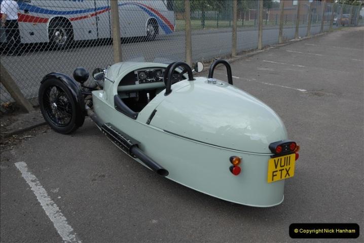 2011-07-14 The Morgan Motor Car Factory, Malvern, Worcestershire.  (301)301