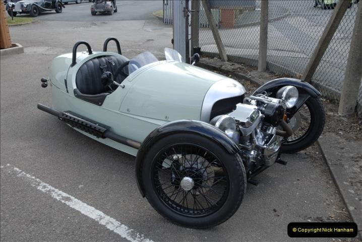 2011-07-14 The Morgan Motor Car Factory, Malvern, Worcestershire.  (302)302