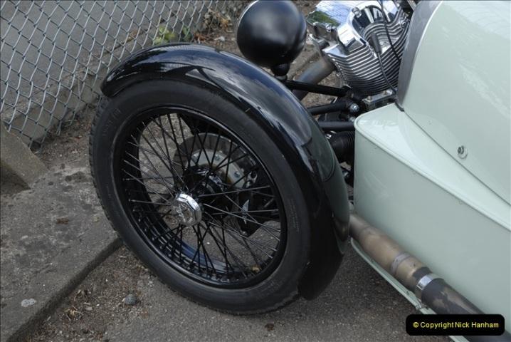2011-07-14 The Morgan Motor Car Factory, Malvern, Worcestershire.  (305)305