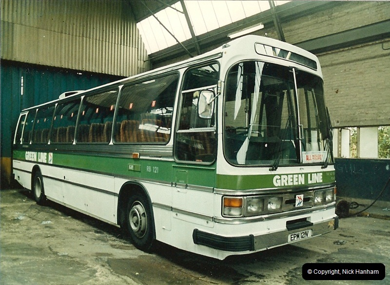 London Buses 1963 to 2007.  (14) 014