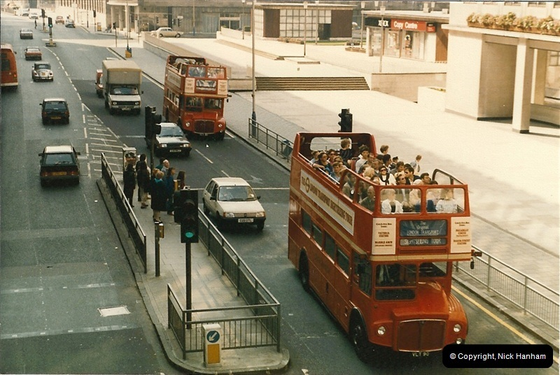 London Buses 1963 to 2007.  (91) 091