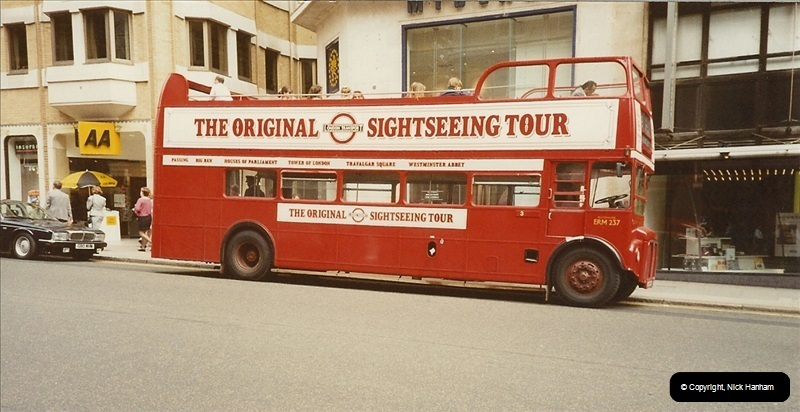 London Buses 1963 to 2007.  (103) 103
