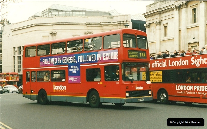 London Buses 1963 to 2007.  (209) 209