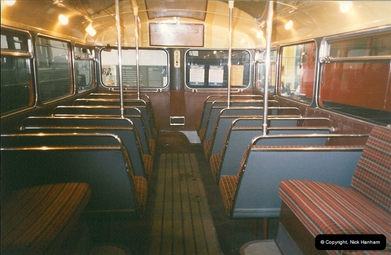London Buses 1963 to 2007.  (239) 239