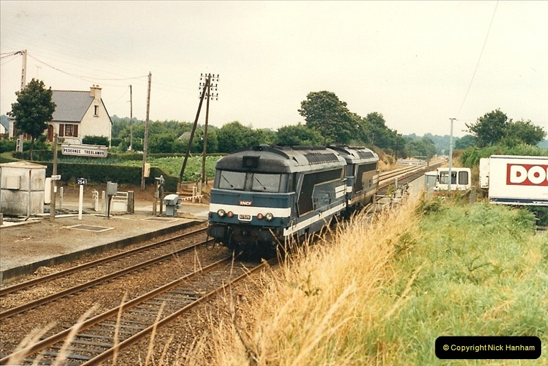 1987-07-15 to 25 SNCF mostly in the Morlaix area (1)169