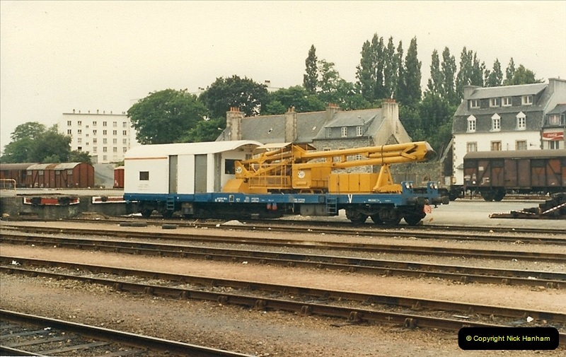 1987-07-15 to 25 SNCF mostly in the Morlaix area (7)175