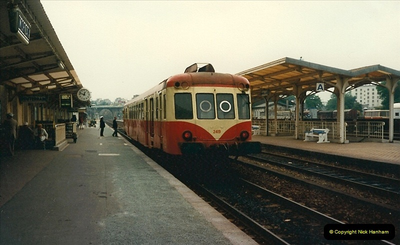 1987-07-15 to 25 SNCF mostly in the Morlaix area (12)180