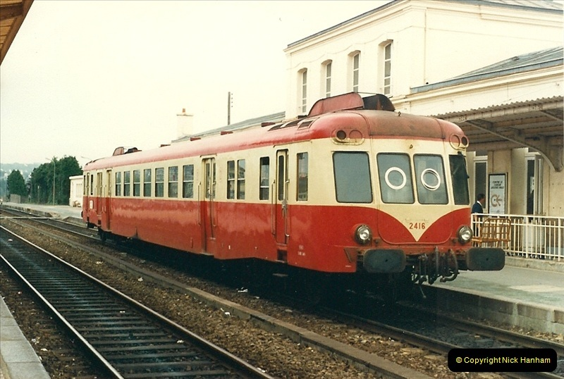 1987-07-15 to 25 SNCF mostly in the Morlaix area (14)182
