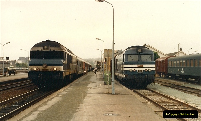 1987-07-15 to 25 SNCF mostly in the Morlaix area (19)187