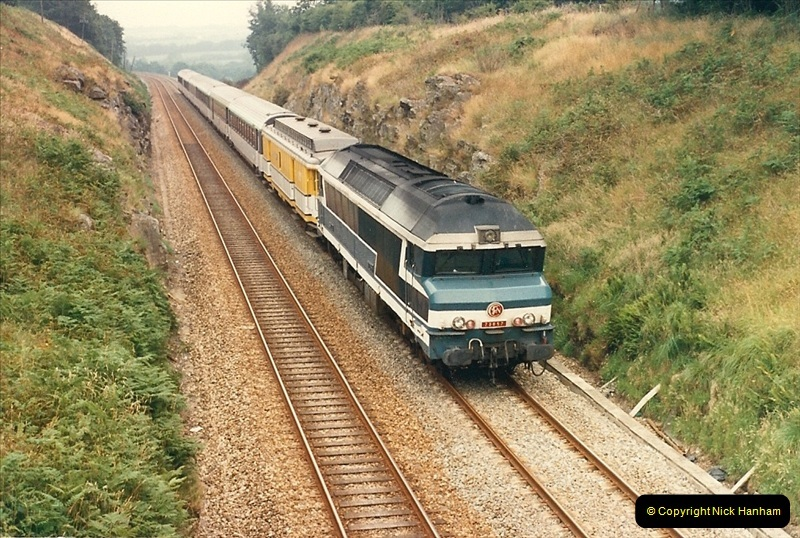 1987-07-15 to 25 SNCF mostly in the Morlaix area (29)197