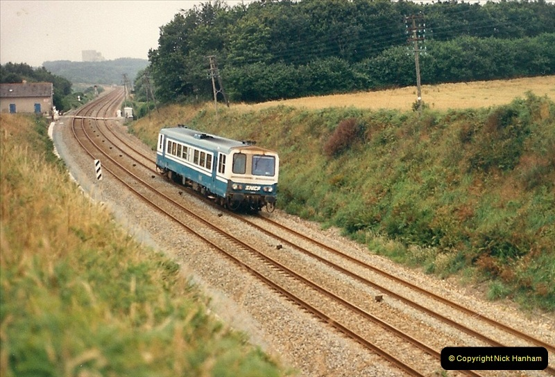 1987-07-15 to 25 SNCF mostly in the Morlaix area (52)220