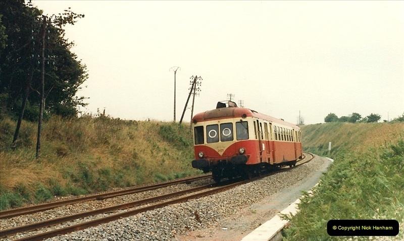 1987-07-15 to 25 SNCF mostly in the Morlaix area (53)221