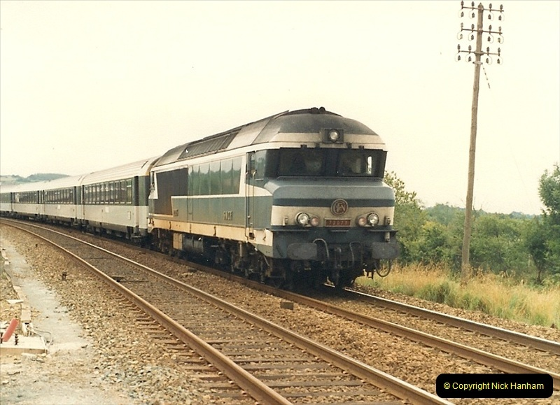 1987-07-15 to 25 SNCF mostly in the Morlaix area (61)229