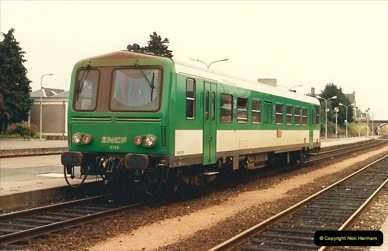 1987-07-15 to 25 SNCF mostly in the Morlaix area (63)231