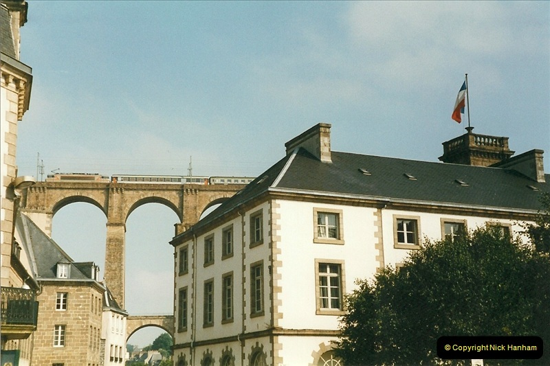 1999-07-09 to 11 The Morlaix area of Brittany, France.  (32)352
