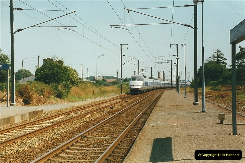 1999-07-09 to 11 The Morlaix area of Brittany, France.  (39)359