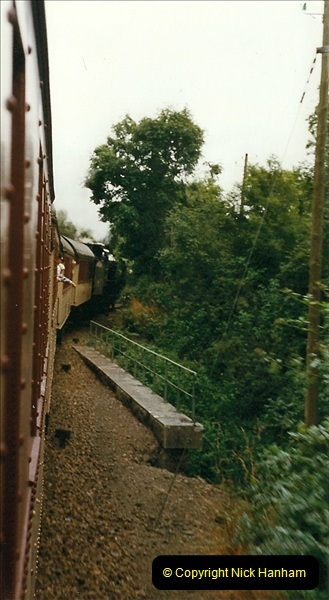 1999-07-12 Steam Paimpol to Pontrieux, Brittany, France.  (21)428
