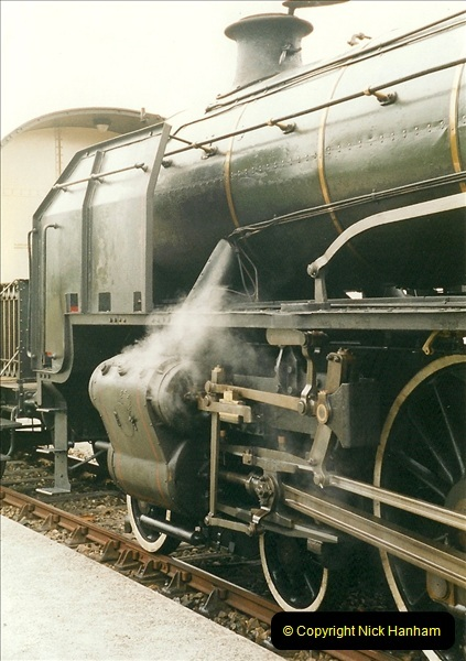 1999-07-12 Steam Paimpol to Pontrieux, Brittany, France.  (27)434