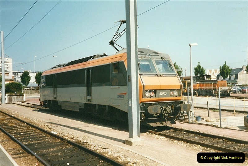 1999-07-24 Cherbourg, France.  (3)662