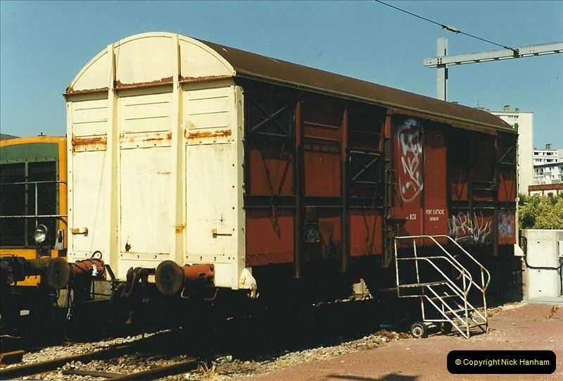 1999-07-24 Cherbourg, France. (8)667