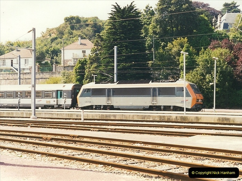 1999-07-24 Cherbourg, France. (10)669