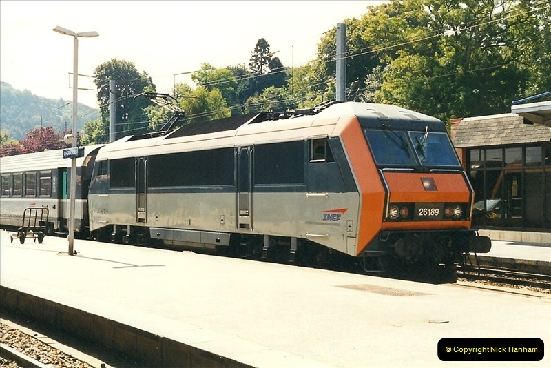 1999-07-24 Cherbourg, France. (11)670