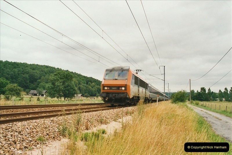 2002-07-22 to 29 Brionne area, France.  (7)731