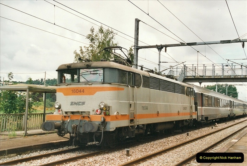 2002-07-22 to 29 Brionne area, France.  (10)734