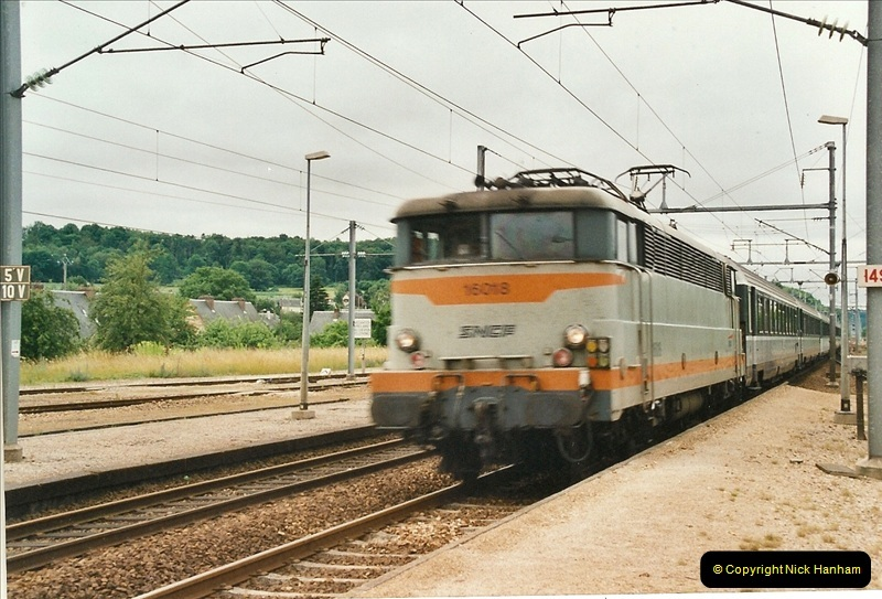 2002-07-22 to 29 Brionne area, France.  (21)745