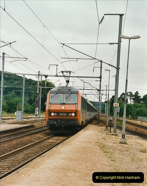2002-07-22 to 29 Brionne area, France.  (26)750