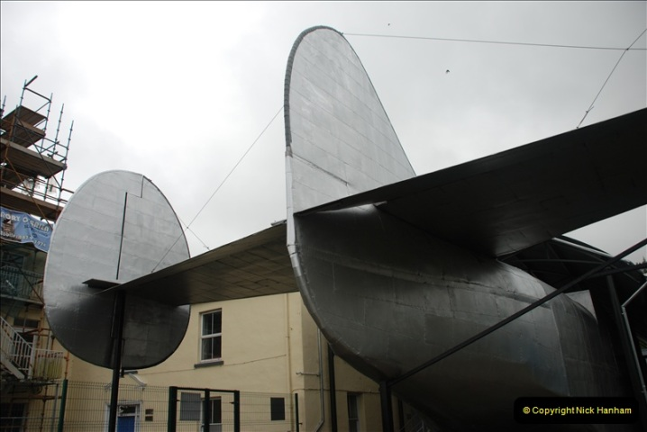 2008-07-15 The Foynes Flying Boat Museum.  (16)149