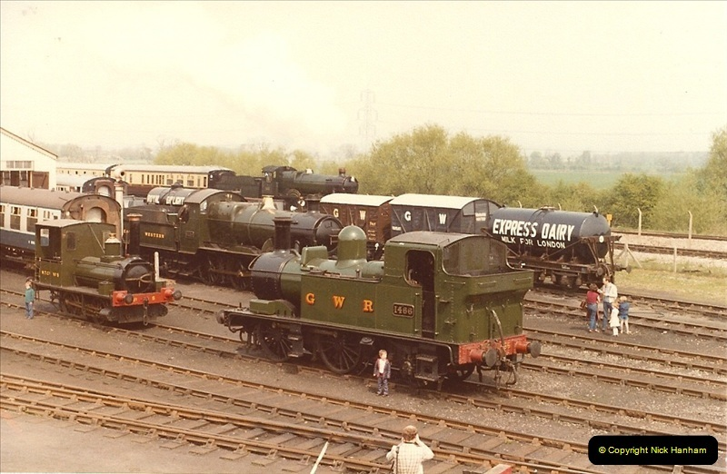 1982-04-25 Didcot Railway Centre, Didcot, Oxfordshire.  (1)0373