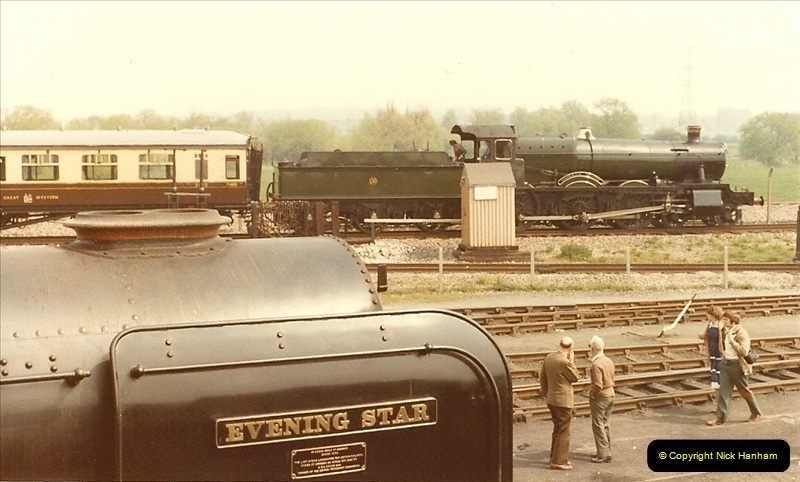 1982-04-25 Didcot Railway Centre, Didcot, Oxfordshire.  (16)0388