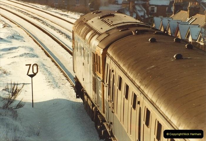 1982-01-11 to 15 Parkstone, Poole, Dorset.   (4)136