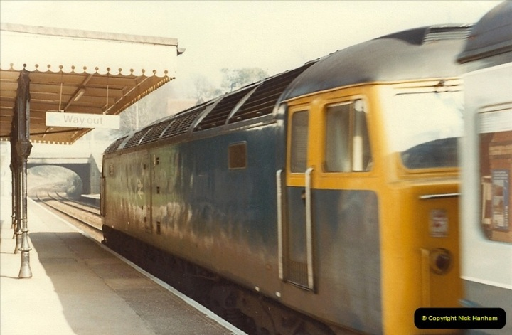 1982-03-25 Parkstone, Poole, dorset.  (1)142