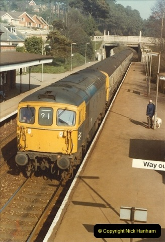 1982-03-25 Parkstone, Poole, dorset.  (8)149