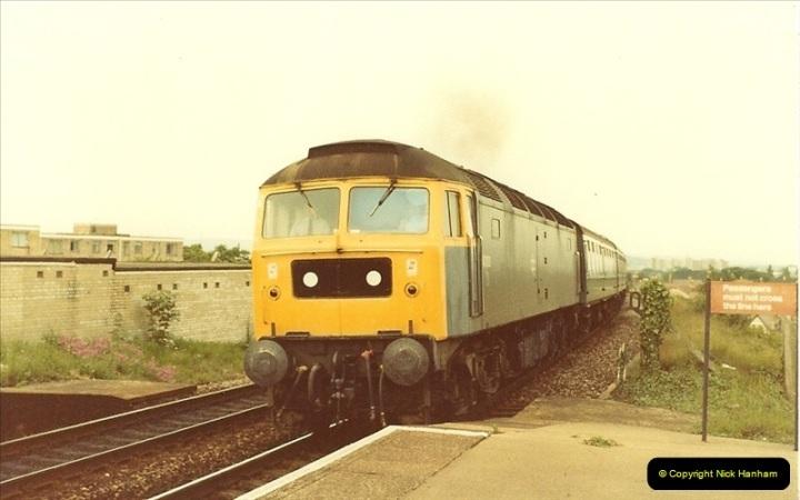 1982-07-07 Parkstone., Poole, Dorset.158