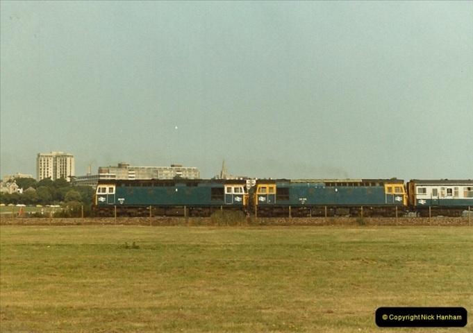 1983-08-27 Whitecliffe, Poole, Dorset.  (2)163