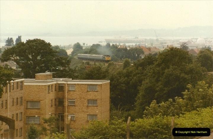 1984-06-30 Parkstone, Poole, Dorset.  (3)167