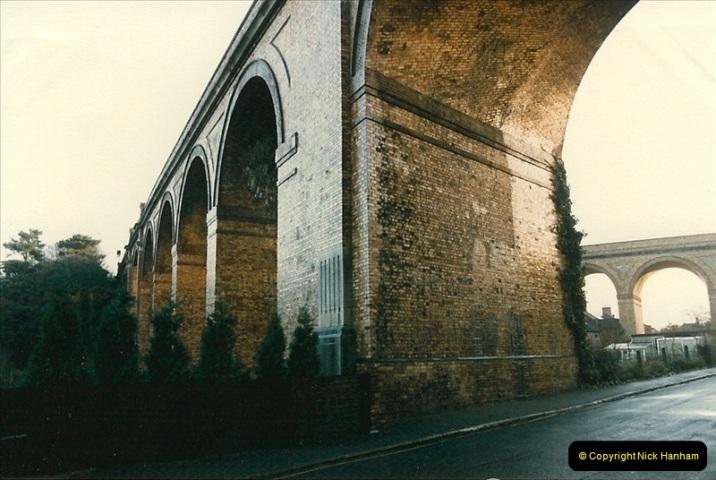 1985-12-07 Branksome, Poole, Dorset.  (5)275