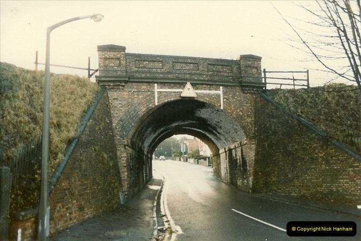 1985-12-07 Branksome, Poole, Dorset.  (7)277
