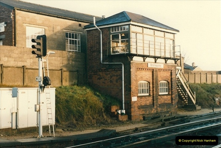 1985-12-07 Branksome, Poole, Dorset.  (12)282