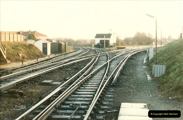 1985-12-07 Branksome, Poole, Dorset.  (14)284