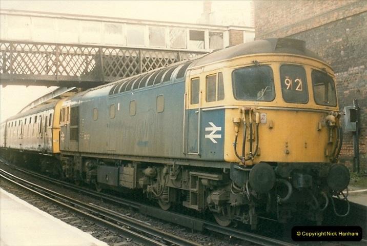 1985-12-07 Branksome, Poole, Dorset.  (19)289