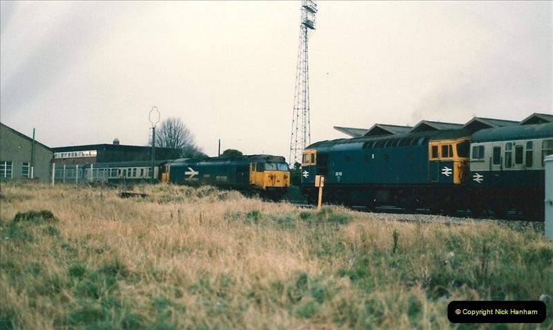 1986-01-09 50039 @ Poole, Dorset.  (1)0002